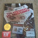 The President Is Missing For Commodore 64/128, NEW FACTORY SEALED, COSMI