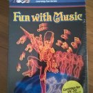 Fun With Music (Cartridge) For Commodore VIC-20, NEW FACTORY SEALED, EPYX