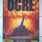 OGRE For Commodore 64 128, NEW FACTORY SEALED, Origin