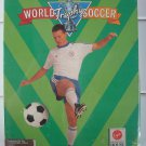 World Trophy Soccer (Rick Davis's) For Commodore Amiga, NEW FACTORY SEALED, Virgin