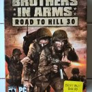 Brothers In Arms: Road To Hill 30, NEW FACTORY SEALED, Ubisoft (PC, 2005)