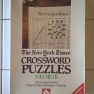 New York Times Crossword Puzzles Vol III For Commodore 64/128, NEW FACTORY SEALED