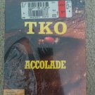 TKO For Commodore 64 128, NEW FACTORY SEALED, Accolade