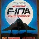 F-117A Stealth Fighter 2.0 For Commodore Amiga, NEW OPEN BOX, MicroProse