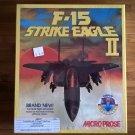F-15 Strike Eagle II For Commodore Amiga, NEW FACTORY SEALED, MicroProse