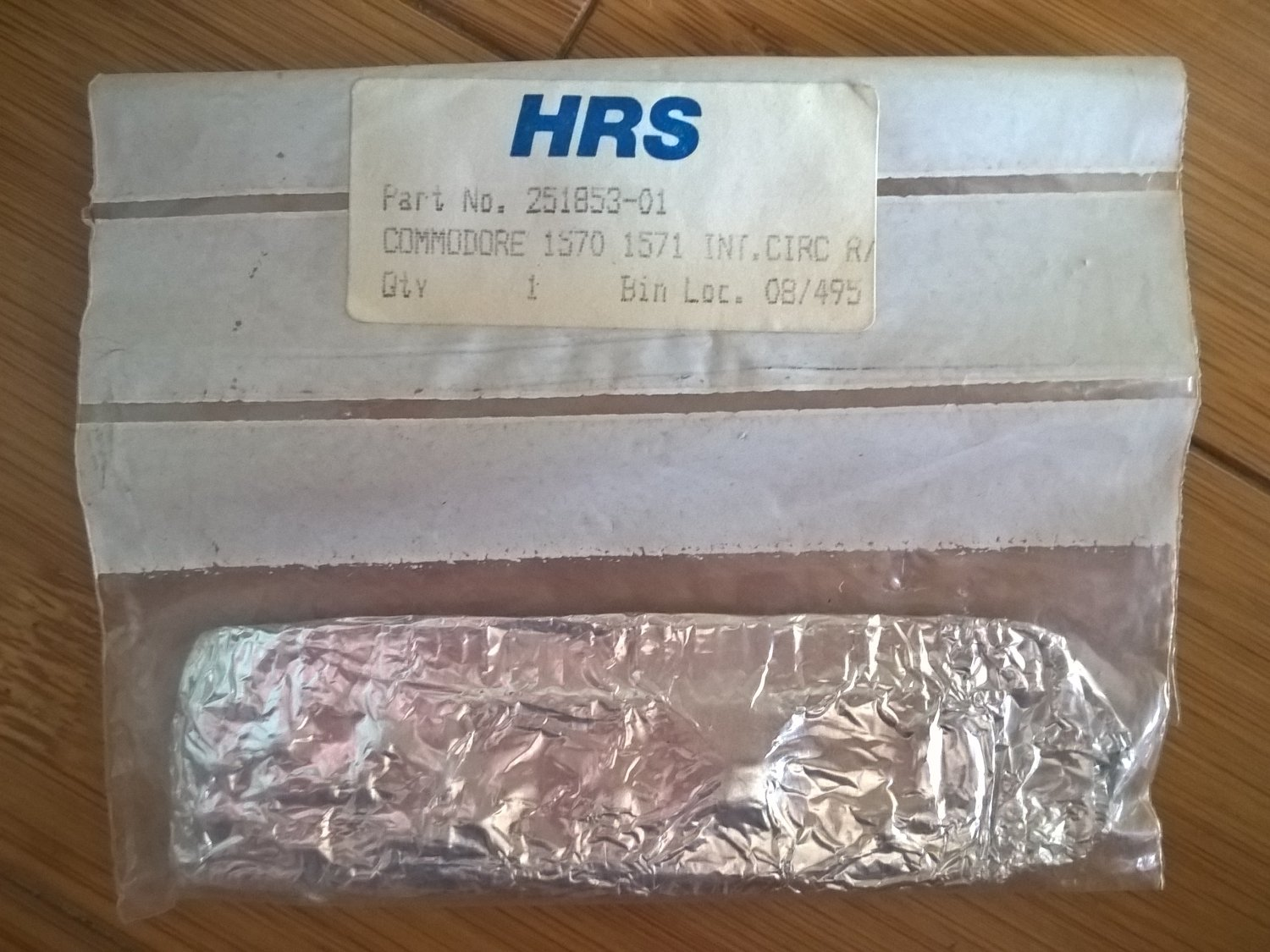 Commodore 251853-01 Hybrid R/W, NEW FACTORY SEALED, 1541B 1551 1570 1571 Floppy Drive