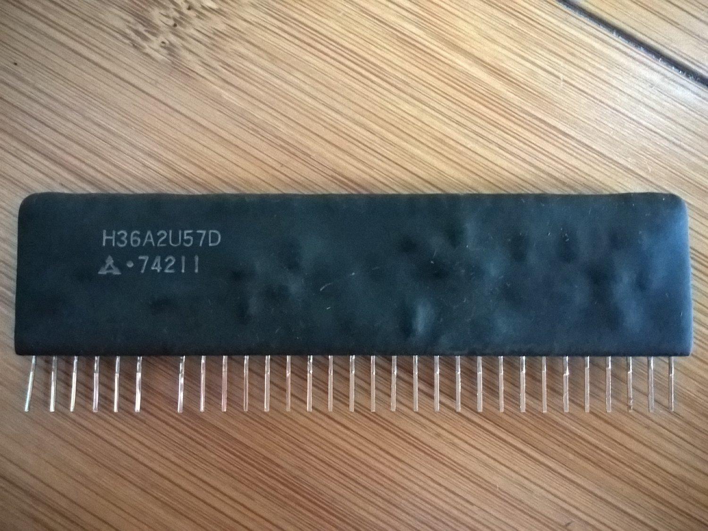 Commodore 251853-01 Hybrid R/W, BRAND NEW, 1541B 1551 1570 1571 Floppy Drive
