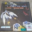 Uridium For Commodore 64/128, NEW FACTORY SEALED, Mindscape