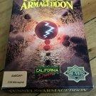 Tunnels Of Armageddon For Commodore Amiga, NEW OPEN BOX, California Dreams