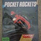 Pocket Rockets for Commodore 64/128, NEW FACTORY SEALED, CapCom