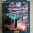 Jet Pilot For Commodore Amiga, NEW OPEN BOX, Vulcan JetPilot