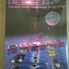Pegger For Commodore Amiga, NEW FACTORY SEALED, Image Compression JPEG