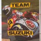 Team Suzuki For Commodore Amiga, NEW FACTORY SEALED, Konami Gremlin