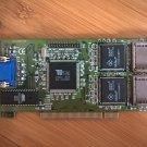 Jaton Video Magic 128 2.25MB MDRAM PCI Video Card, Tseng ET6000 8258A/V5 (As-Is)
