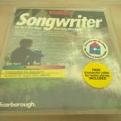 Songwriter For Commodore 64/128 (W/ Audio Cable), NEW FACTORY SEALED, Scarborough