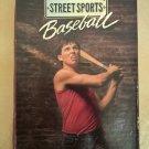 Street Sports Baseball For Commodore 64/128, NEW OPEN BOX, Epyx
