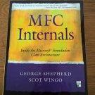 MFC Internals, 1996 Book W/ Disk, BRAND NEW, Addison Wesley