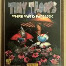 Tiny Troops For Commodore Amiga, NEW OPEN BOX, Vulcan
