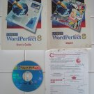 WordPerfect Suite 8 For Windows 95/NT, WITH MANUALS, CD-ROM