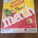 Math Blaster Plus For Commodore Amiga, NEW FACTORY SEALED, Davidson