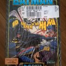 Batman: The Caped Crusader For Commodore 64 128, NEW FACTORY SEALED, Data East