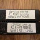 Genuine Soft-Kick Boot ROMs – Alpha 5 / V1.4, BRAND NEW, Commodore Amiga 3000 390629-02 390630-02