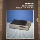 Sams ComputerFacts: Commodore 1526/MPS-802 Printer, NEW FACTORY SEALED, CP17
