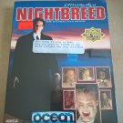 Nightbreed: The Interactive Movie For Commodore 64 128, NEW FACTORY SEALED, Ocean