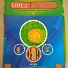 Blitz Tennis (AKA Center Court) For Commodore Amiga, NEW OPEN BOX, Acid