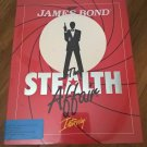 007 James Bond: The Stealth Affair For Commodore Amiga, NEW FACTORY SEALED, Interplay