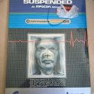 Suspended For Commodore 64/128, NEW FACTORY SEALED, InfoCom