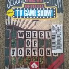Wheel Of Fortune New Second Edition For Commodore 64 128, NEW FACTORY SEALED, ShareData