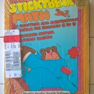 StickyBear Math For Commodore 64/128, NEW FACTORY SEALED