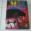 Wild Streets For Commodore Amiga, NEW FACTORY SEALED, Titus
