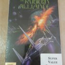 The Rubicon Alliance For Commodore 64 128, NEW FACTORY SEALED, DataSoft