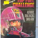 Top Fuel Challenge For Commodore 64/128, NEW FACTORY SEALED, Cosmi
