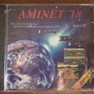 AmiNet 18 April 1997, NEW FACTORY SEALED, Commodore Amiga CD-ROM