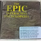 The EPIC Interactive Encyclopedia CD-ROM For Commodore Amiga ECS & AGA, BRAND NEW