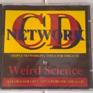 Network CD By Weird Science For Commodore Amiga & CDTV & CD32, NEW FACTORY SEALED
