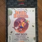 Willy Beamish Hint Book, NEW FACTORY SEALED, Dynamix