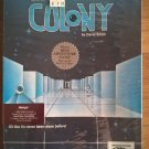 The Colony For Commodore Amiga, NEW FACTORY SEALED, Mindscape