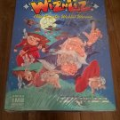 Wiz N Liz For Commodore Amiga, NEW FACTORY SEALED, Psygnosis