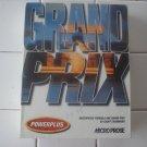 GRAND PRIX For Amiga Computers, NEW OPEN BOX, MicroProse
