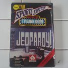 Jeopardy! New Sports Edition for Commodore 64/128, NEW FACTORY SEALED, ShareData
