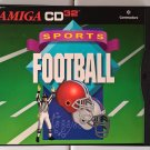 Sports Football For CD32, BRAND NEW, Commodore Amiga CD32-3001