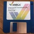 Amiga Genlock Demonstration Disk Featuring Titlecraft, BRAND NEW, Commodore 1300