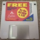"AOL For Windows Version 3.0 / 1996 / R01943, 3.5"" Floppy, America Online"