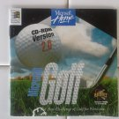 Microsoft Golf For Windows 95 With Manual, CD-ROM Version 2.0