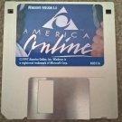 "AOL For Windows Version 3.0 / 1997 / R03116, 3.5"" Floppy, America Online"