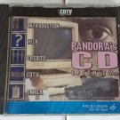 Pandora's CD For CDTV & A570, NEW FACTORY SEALED, Commodore Amiga